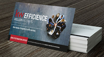 KW Efficience Bon estimation gratuite